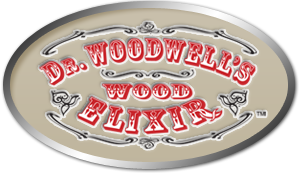Logo - Dr. Woodwell's Wood Elixir 1-Step Furniture Finish Restorer
